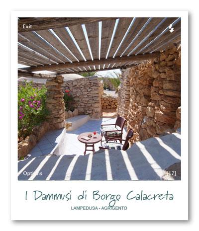 I Dammusi di Borgo Calacreta