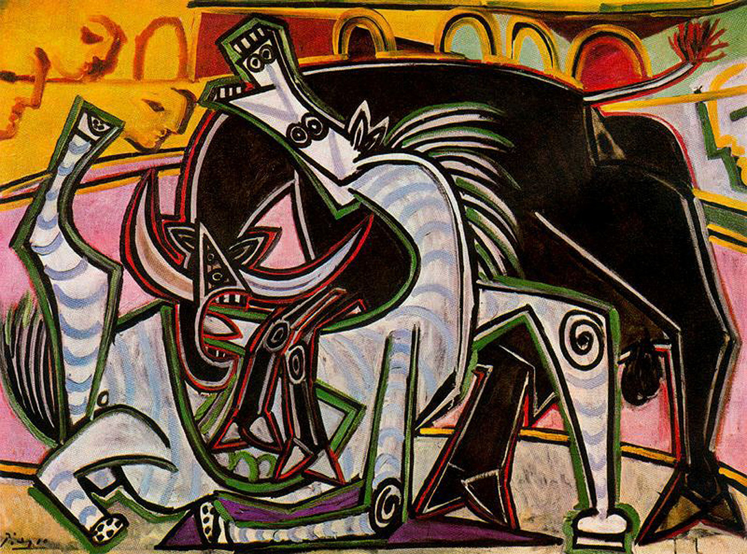 bullfight-1934